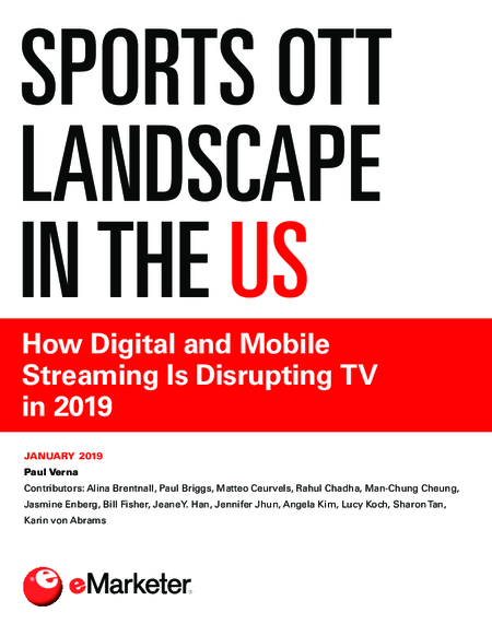 Sports OTT Landscape in the US