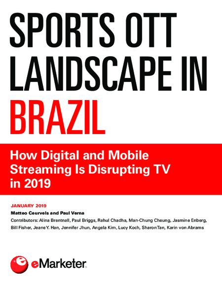 Sports OTT Landscape in Brazil