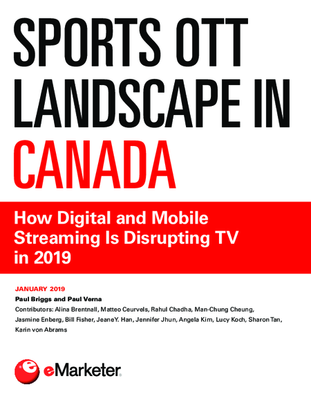 Sports OTT Landscape in Canada