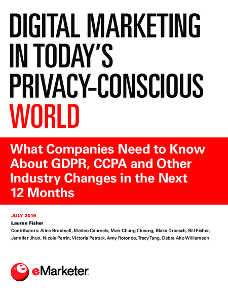 Digital Marketing in Today's Privacy-Conscious World
