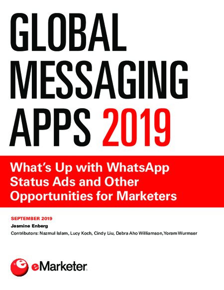 Global Messaging Apps 2019