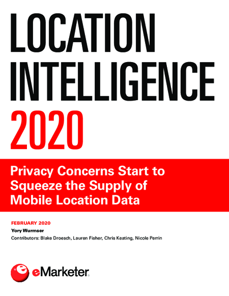 Location Intelligence 2020