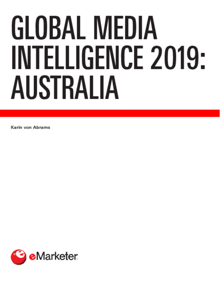 Global Media Intelligence 2019: Australia