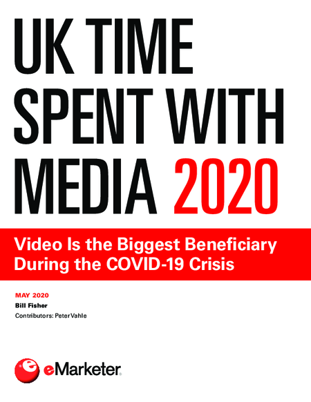 UK Time Spent with Media 2020