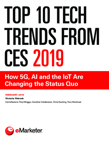 Top 10 Tech Trends from CES 2019