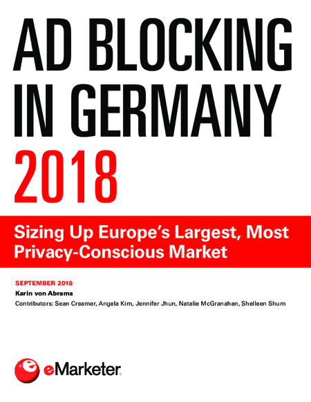 Ad Blocking in Germany 2018