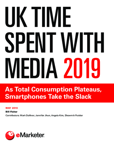 UK Time Spent with Media 2019
