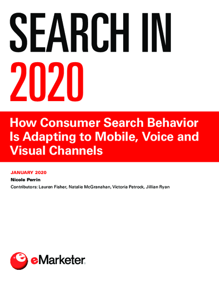 Search in 2020