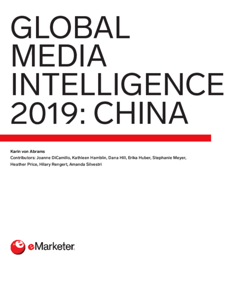 Global Media Intelligence 2019: China