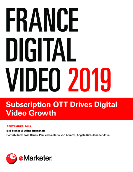 France Digital Video 2019