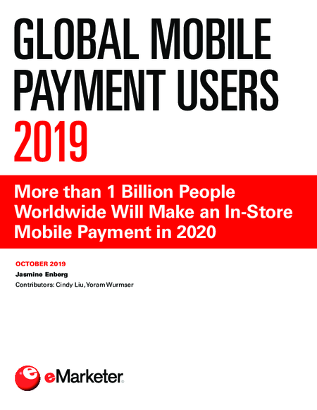 Global Mobile Payment Users 2019