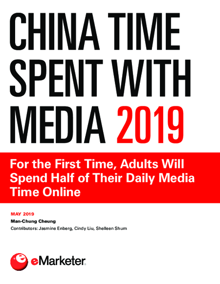 China Time Spent with Media 2019