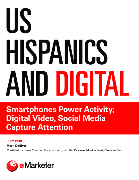 US Hispanics and Digital