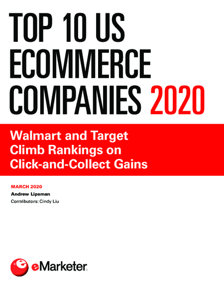 Top 10 US Ecommerce Companies 2020
