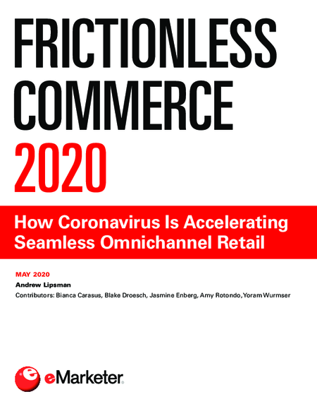 Frictionless Commerce 2020