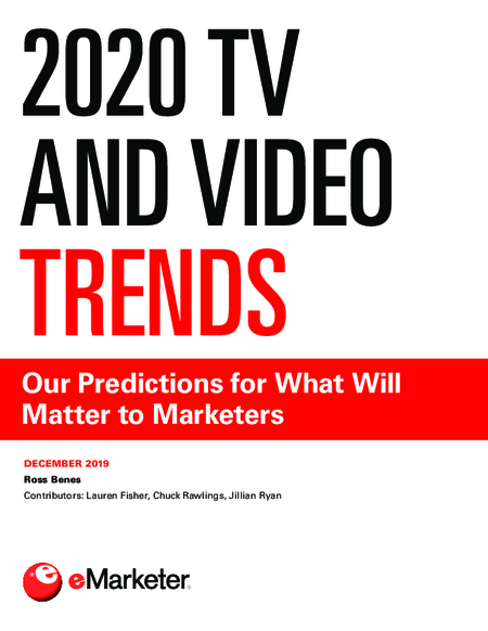 2020 TV and Video Trends