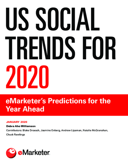 US Social Trends for 2020