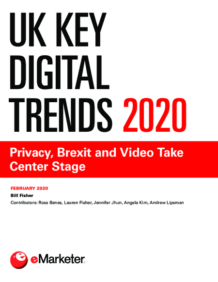 UK Key Digital Trends 2020