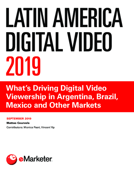 Latin America Digital Video 2019