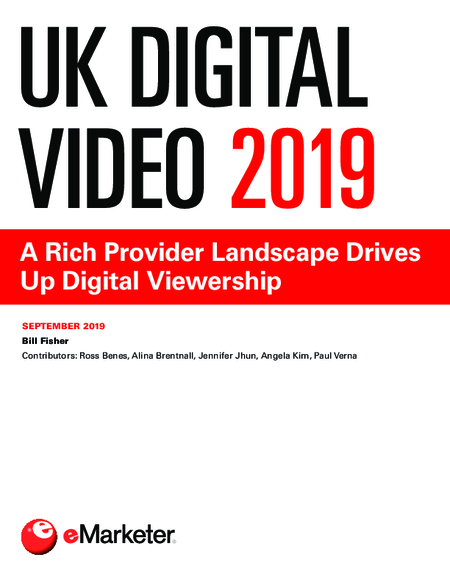UK Digital Video 2019
