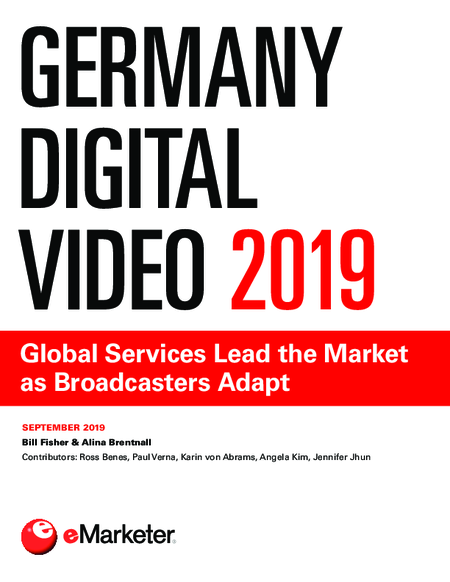 Germany Digital Video 2019